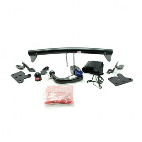 attelage citroen c4 aircross partir de 5 2012 rotule automatique. Black Bedroom Furniture Sets. Home Design Ideas