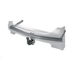 Pack: Attelage Mazda 2 + faisceau spécifique du 10/07 au 2/15 [Rotule avec outils]