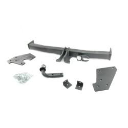 Pack: Attelage Toyota Hi-ace fourgon IV 4x2 et 4x4 + faisceau standard du 12/95 à 2008 [Rotule avec outils]
