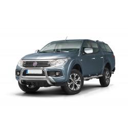 Pare-buffle avec barre transversale Fiat Fullback (2015-)