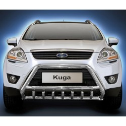Pare-buffle avec grille Ford Kuga (2008-2012)