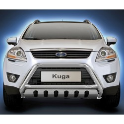 Pare-buffle avec plaque de protection Ford Kuga (2008-2012)