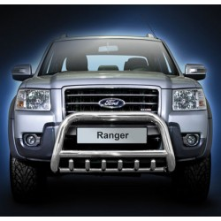 Pare-buffle avec grille Ford Ranger (2007-2012)