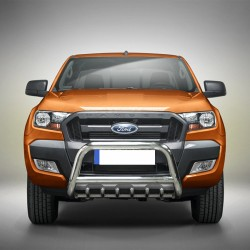 Pare-buffle avec grille Ford Ranger (2012-2016)