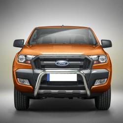 Pare-buffle sans barre transversale Ford Ranger (2012-2016)