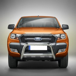 Pare-buffle avec barre transversale Ford Ranger (2016-)