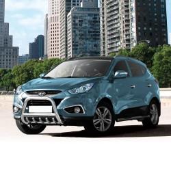 Pare-buffle avec grille Hyundai ix35 (2009 - 2015)