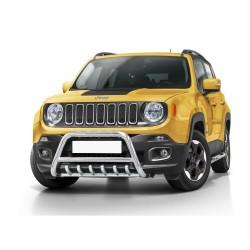 Pare-buffle avec grille Jeep Renegade (2014-)