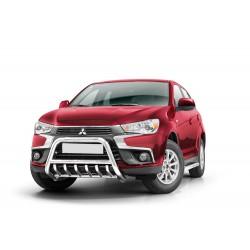 Pare-buffle avec grille Mitsubishi ASX (2017-)