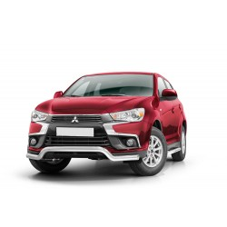 Pare-buffle barre de Spoiler Mitsubishi ASX (2017-)
