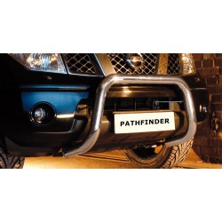 Pare-buffle sans barre transversale Nissan Pathfinder (2010-)