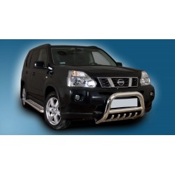 Pare-buffle avec grille Nissan X-Trail (2010-2014)