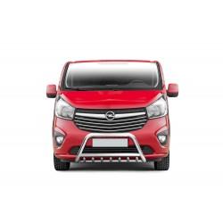 Pare-buffle avec grille Opel Vivaro (2014-)