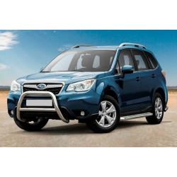 Pare-buffle avec barre transversale Subaru Forester (2013-)