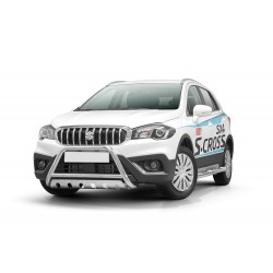 Pare-buffle avec plaque de protection Suzuki SX4 S-Cross (2016-)