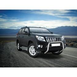 Pare-buffle sans barre transversale Toyota Land Cruiser 150 (2010-2013)