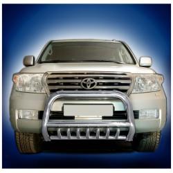 Pare-buffle avec grille Toyota Land Cruiser V8 (2007-2012)