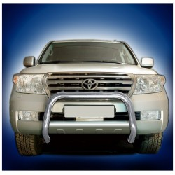 Pare-buffle sans barre transversale Toyota Land Cruiser V8 (2007-2012)
