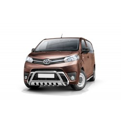 Pare-buffle avec plaque de protection Toyota ProAce (2016-)