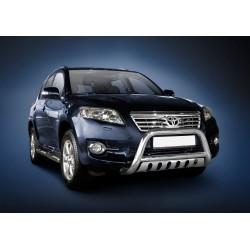 Pare-buffle avec plaque de protection Toyota RAV4 (2010-2013)