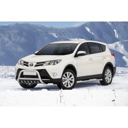 Pare-buffle avec grille Toyota RAV4 (2013-2016)