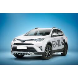 Pare-buffle barre de Spoiler et Grille Toyota RAV4 (2016-)
