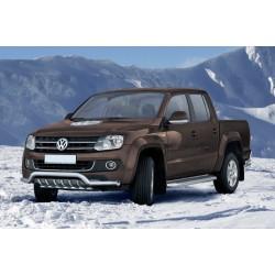 Pare-buffle barre de Spoiler et Grille Volkswagen Amarok (2009-2016)