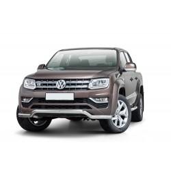 Pare-buffle barre de Spoiler Volkswagen Amarok V6 (2016 -)