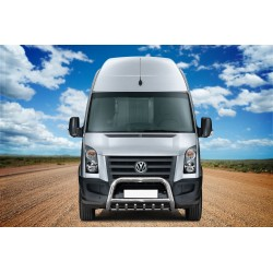 Pare-buffle avec grille Volkswagen Crafter (2006-2017)