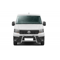 Pare-buffle avec barre transversale Volkswagen Crafter (2017-)