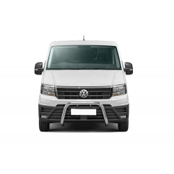 Pare-buffle sans barre transversale Volkswagen Crafter (2017-)