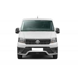 Pare-buffle barre de Spoiler Volkswagen Crafter (2017-)
