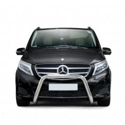 Pare-buffle sans barre transversale Mercedes V-class (2014-)