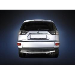 Barre de pare-buffle arrière Mitsubishi Outlander (2009-2012)