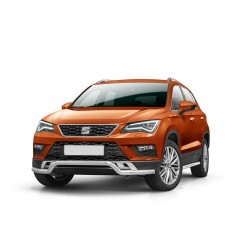 Barre Pare-buffle sans plaque de protection Seat Ateca (2016-)