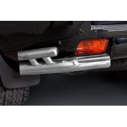 Coins de protection arrière double Toyota Land Cruiser 150 (2013-)