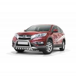Pare-buffle avec plaque de protection Honda CRV (2012-2016)