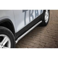 Marchepieds Chevrolet Trax (2013 -) - Latéraux -