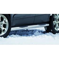 Marchepieds Ford Kuga (2013 - 2017) - Latéraux avec revêtement en plastique anti-dérapant -