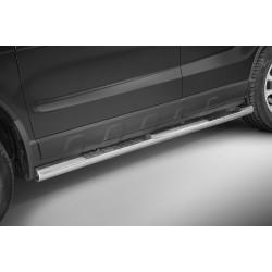 Marchepieds Honda CRV (2006 - 2009) - Latéraux Profilé