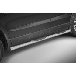 Marchepieds Honda CRV (2006 - 2009) - Latéraux avec revêtement en plastique anti-dérapant