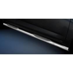 Marchepieds Hyundai IX35 (2010-2013) - Latéraux avec revêtement en plastique anti-dérapant