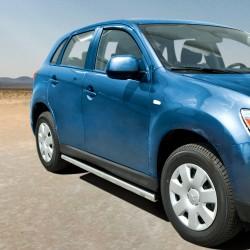Marchepieds Mitsubishi Asx (2010-2013) - Rond Latéraux -