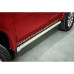 Marchepieds Mitsubishi L200 (2015-) - Rond Latéraux -
