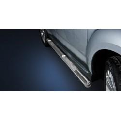 Marchepieds Mitsubishi Outlander (2010-2012) - Latéraux Profilé -