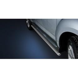 Marchepieds Mitsubishi Outlander (2010-2012) - Rond Latéraux -