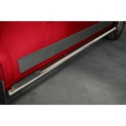 Marchepieds Nissan Primastar (2001-2014) - Latéraux avec revêtement en plastique anti-dérapant -