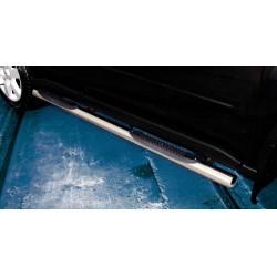 Marchepieds Nissan X-Trail (2010-2014) - Latéraux avec revêtement en plastique anti-dérapant -