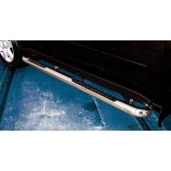 Marchepieds Nissan X-Trail (2007-2010) - Latéraux Profilé -