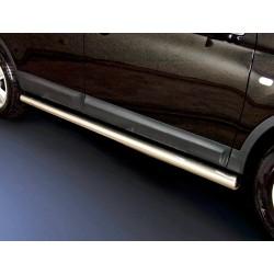 Marchepieds Nissan Qashqai (2007-2010) - Rond Latéraux -